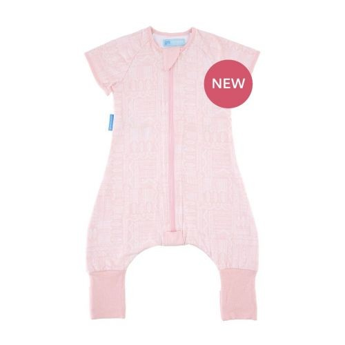 GroBag Romper/Υπνόσακος Scandi Harvest Pink AIA1015 (12-24 Μηνών)
