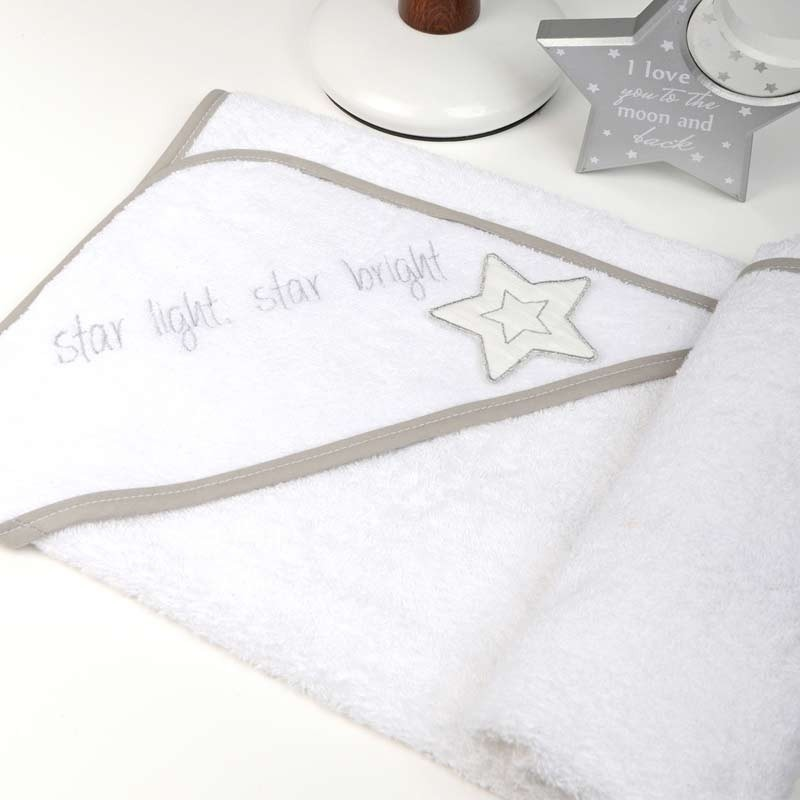 Σετ Πετσέτες 2 Tεμαχίων Baby Oliver Design 146 Star Light, Star Bright