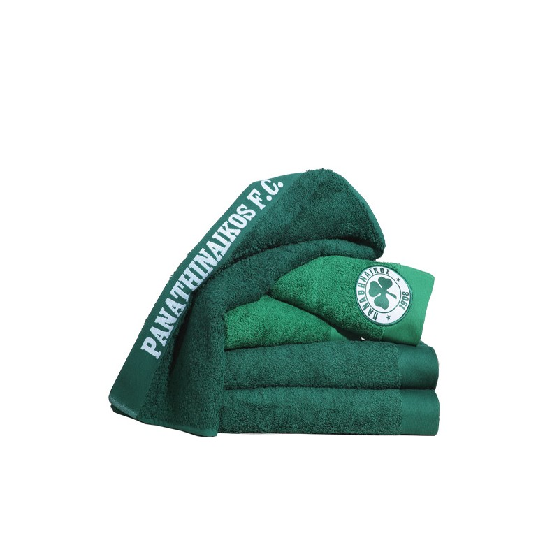 Πετσέτα Palamaiki Panathinaikos FC Towels 1908 100% Cotton