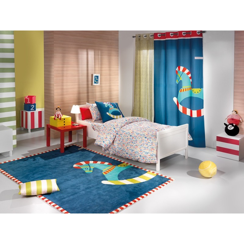 ΚΟΥΡΤΙΝΑ SAINT CLAIR SOFT-TOUCH TOY 140X250