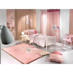 ΚΟΥΡΤΙΝΑ SAINT CLAIR SOFT-TOUCH TOY PINK 140X250