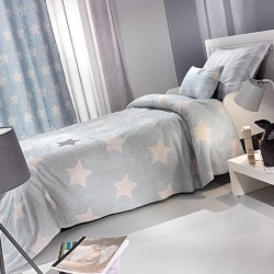 ΚΟΥΒΕΡΤΑ SAINT CLAIR ULTRASOFT PIRINEO BLUE 160X220