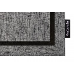 ΧΑΛΙ ALL WEATHER GUY LAROCHE TWEED SILVER 120x180