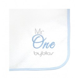 Σελτεδάκι Design 82 Mr. One Blue Byblos 50x70