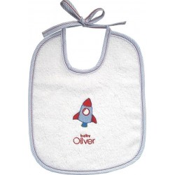 Σαλιάρα Design 306 To The Moon and Back Baby Oliver 20x25