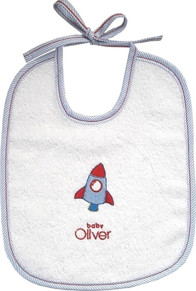 Σαλιάρα Design 306 To The Moon and Back Baby Oliver 20×25