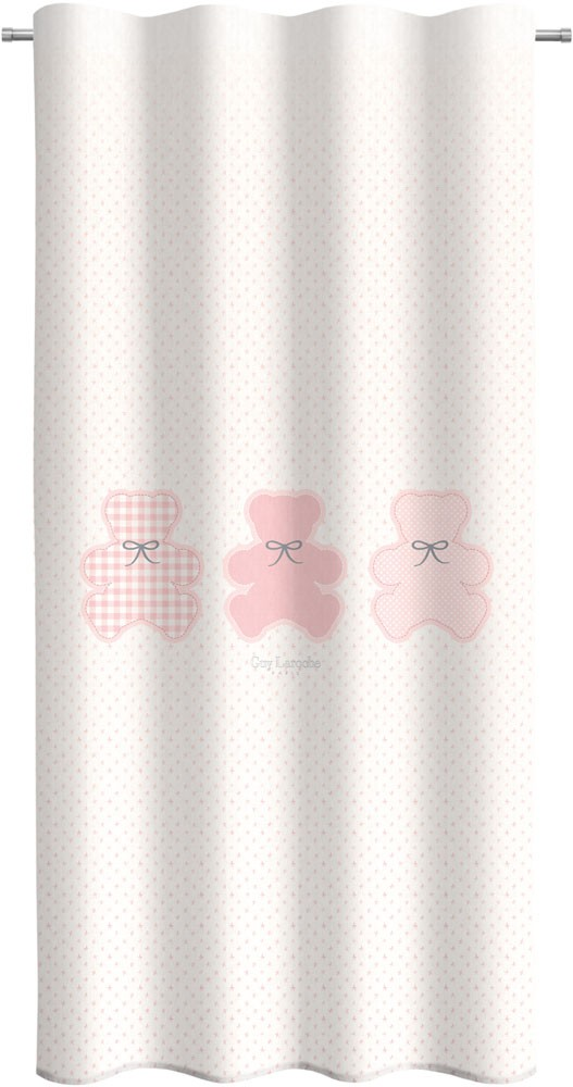 Κουρτίνα Guy Laroche Friends Pinky 145×270